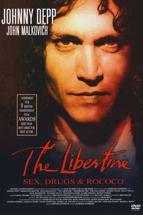 Poster: The Libertine – Sex, Drugs & Rococo