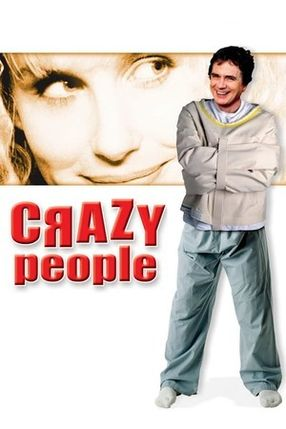 Poster: Crazy People