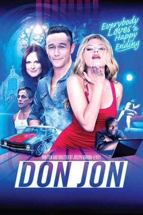 Poster: Don Jon