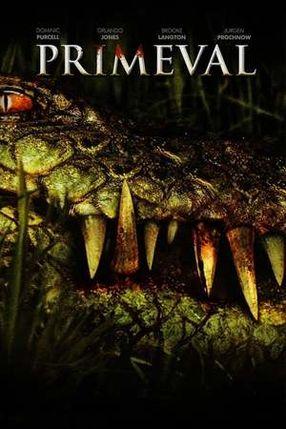 Poster: Die Fährte des Grauens