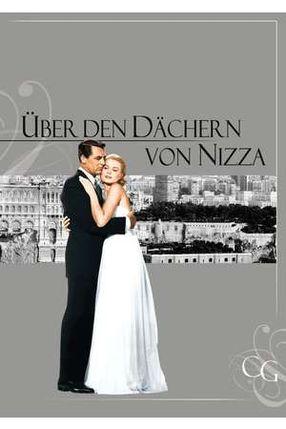 Poster: Über den Dächern von Nizza
