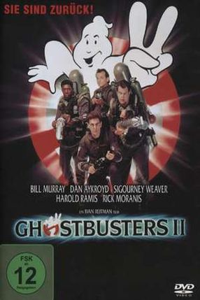 Poster: Ghostbusters II