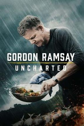 Poster: Gordon Ramsay: Uncharted