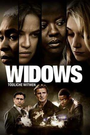 Poster: Widows - Tödliche Witwen