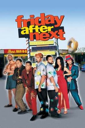 Poster: Friday After Next