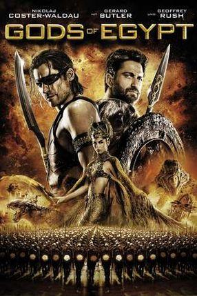 Poster: Gods of Egypt