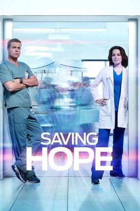 Poster: Saving Hope