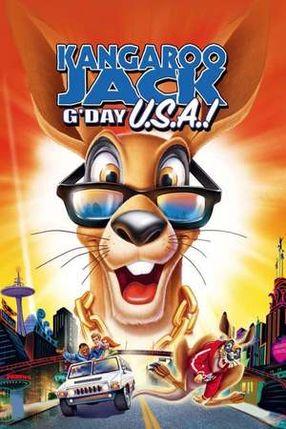 Poster: Kangaroo Jack: Der Juwelenraub