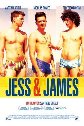 Poster: Jess und James