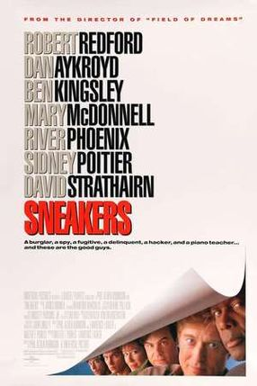 Poster: Sneakers - Die Lautlosen