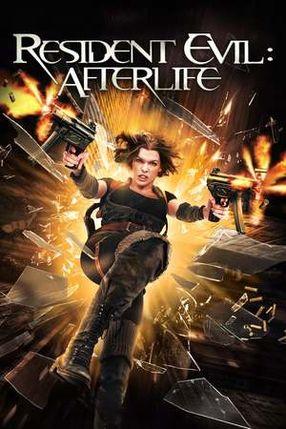 Poster: Resident Evil: Afterlife