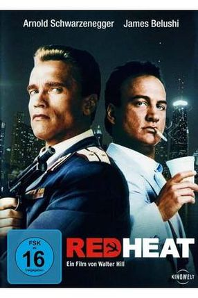 Poster: Red Heat
