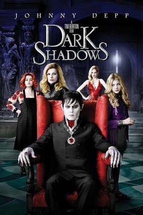 Poster: Dark Shadows