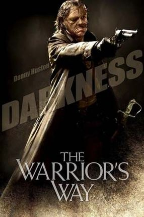 Poster: The Warrior's Way