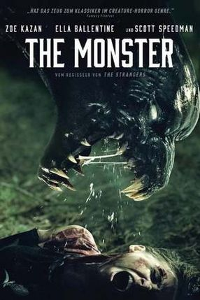 Poster: The Monster