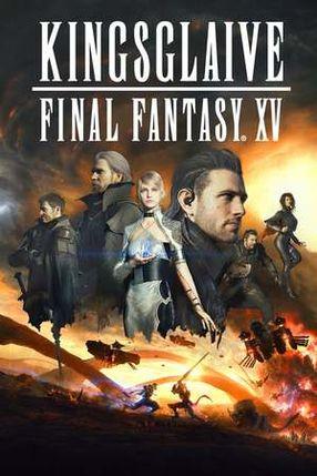 Poster: Kingsglaive: Final Fantasy XV