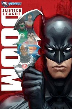 Poster: Justice League: Doom