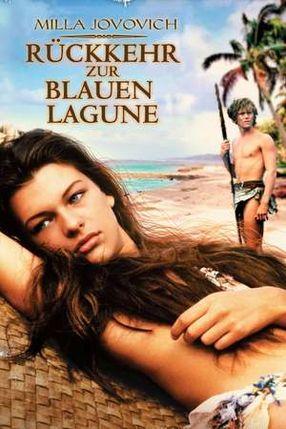 Poster: Rückkehr zur blauen Lagune