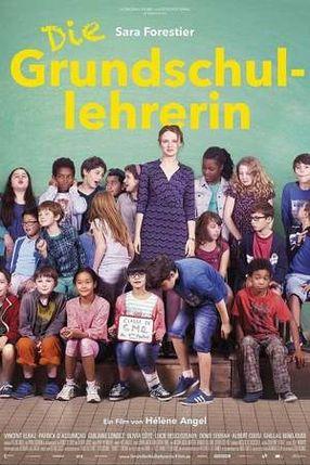 Poster: Die Grundschullehrerin