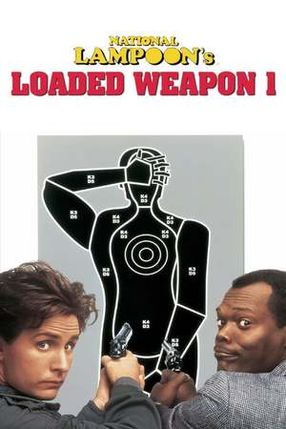 Poster: Loaded Weapon 1