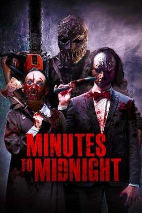 Poster: Minutes to Midnight - Bete, dass sie nicht vorbeischauen...