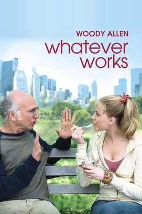 Poster: Whatever Works - Liebe sich, wer kann