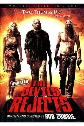 Poster: TDR - The Devil's Rejects