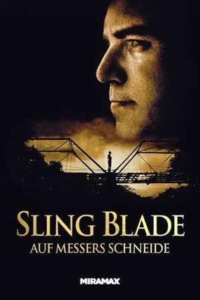 Poster: Sling Blade - Auf Messers Schneide
