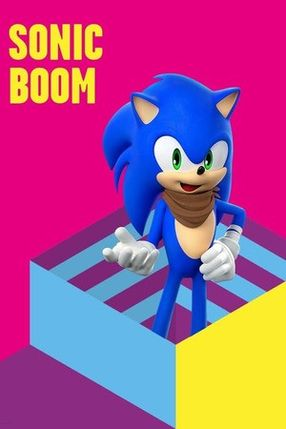 Poster: Sonic Boom