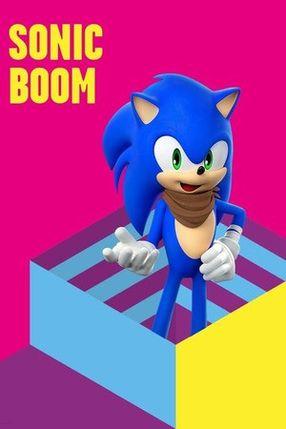 Poster: Sonic Boom
