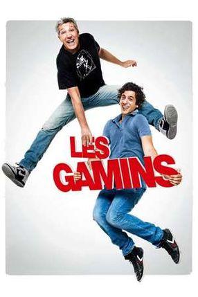 Poster: Große Jungs