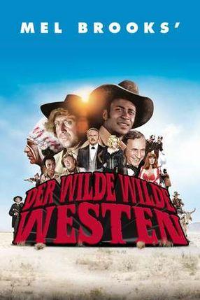 Poster: Der Wilde Wilde Westen