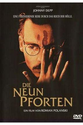 Poster: Die neun Pforten
