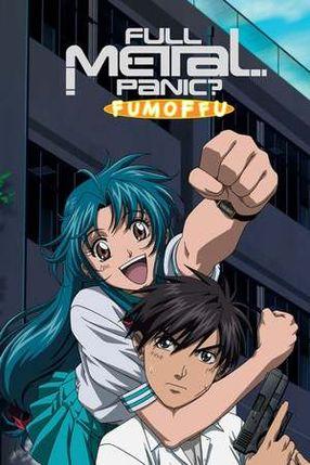 Poster: Full Metal Panic? Fumoffu