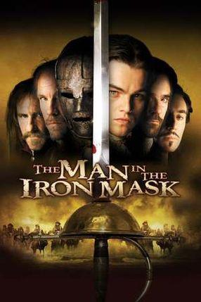 Poster: Der Mann in der eisernen Maske