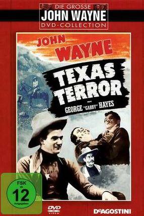 Poster: Abenteuer in Texas
