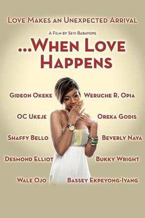 Poster: When Love Happens