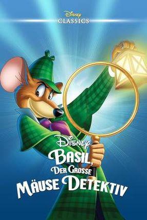 Poster: Basil, der große Mäusedetektiv