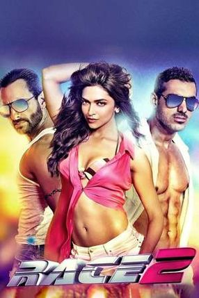 Poster: Race 2