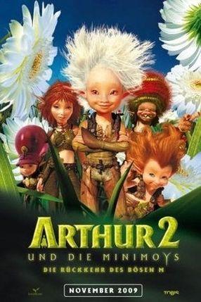 Poster: Arthur und die Minimoys 2 - Die Rückkehr des bösen M