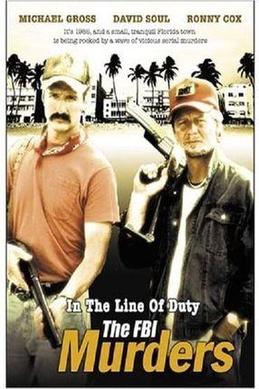 Poster: FBI: Mörder