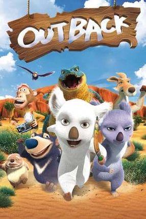 Poster: Outback - Jetzt wird's richtig wild!