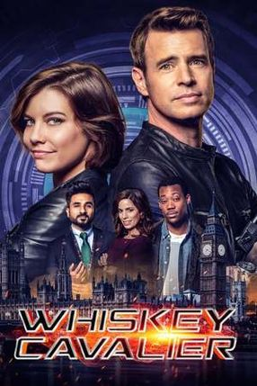 Poster: Whiskey Cavalier