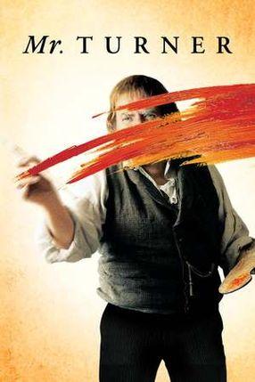Poster: Mr. Turner - Meister des Lichts