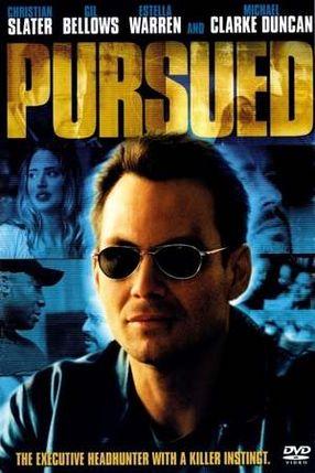 Poster: Pursued – Ein Headhunter kennt keine Gnade