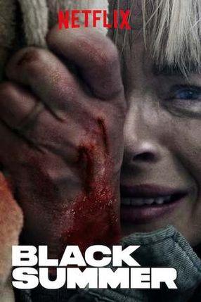 Poster: Black Summer