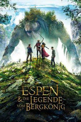 Poster: Espen und die Legende vom Bergkönig