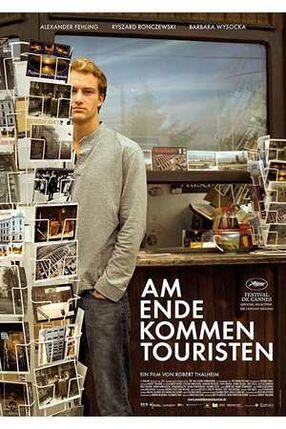 Poster: Am Ende Kommen Touristen