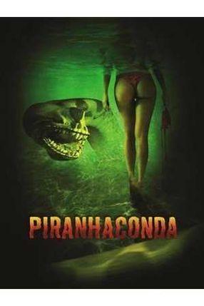Poster: Piranhaconda