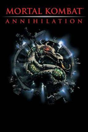 Poster: Mortal Kombat 2 - Annihilation